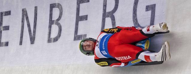 Weltcup und EM in Altenberg