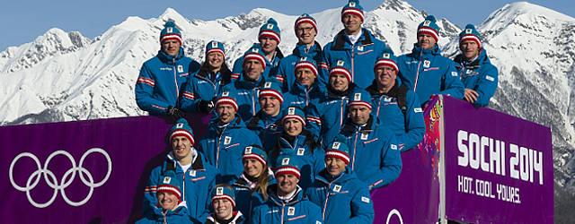 Verbleibende Zeit in Sochi & Heimreise (17.2.14) :