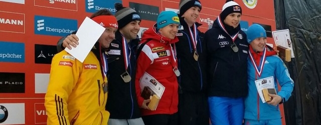Sensationeller 2.Platz in Lake Placid